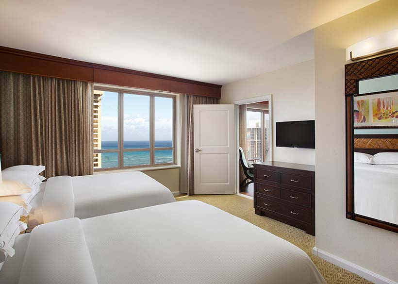 Grand waikikian by hilton grand vacations hotel in - 2 bedroom suites in waikiki beach ...