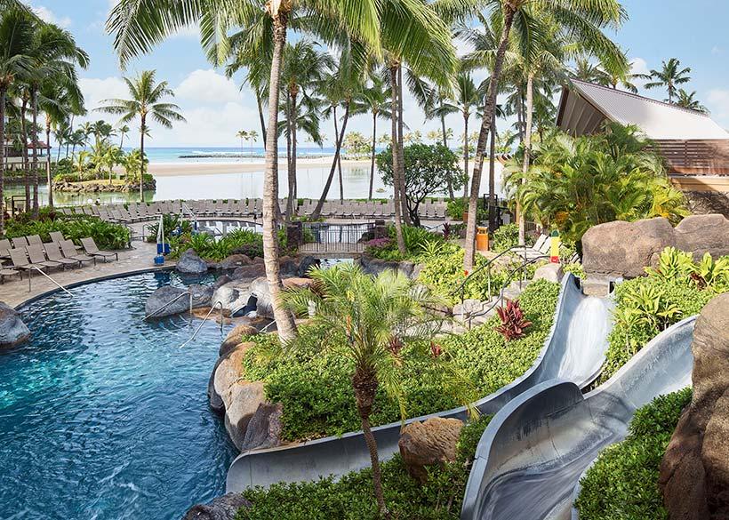 At Hilton Hawaiian Village