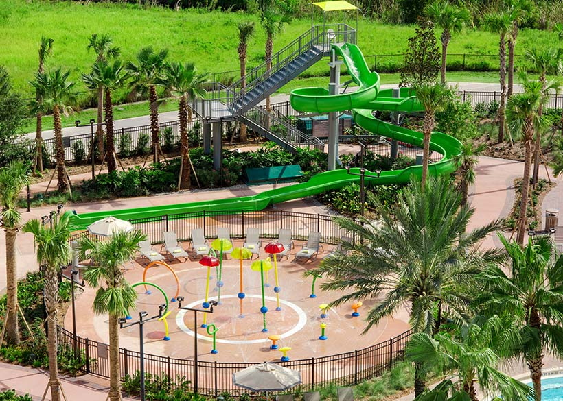 Las Palmeras by Hilton Grand Vacations in Orlando, Florida