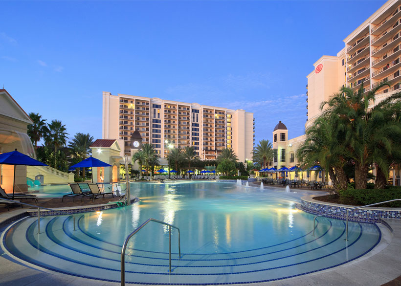 Parc Soleil by Hilton Grand Vacations Hotel in Orlando, Florida
