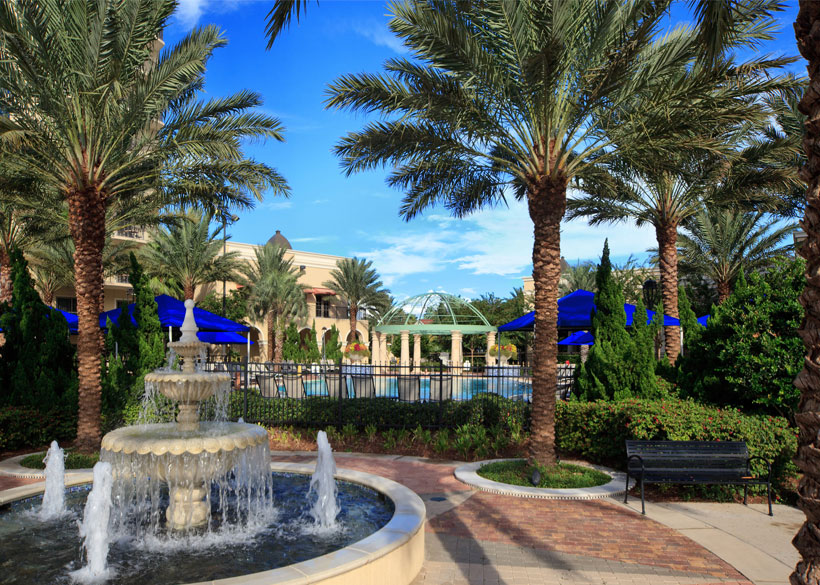 Parc Soleil By Hilton Grand Vacations Hotel In Orlando