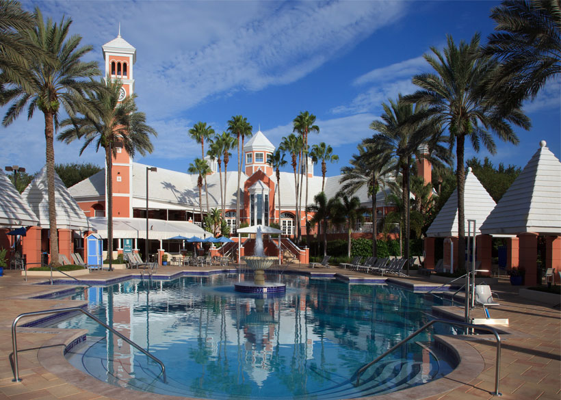 Hilton Grand Vacations At Seaworld Hotel In Orlando Florida