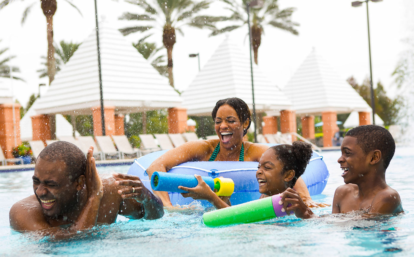 Hilton Grand Vacations at Tuscany Village in Orlando, Florida